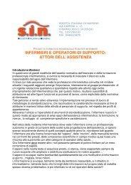 attori dell'assistenza - Ipasvi Milano Lodi
