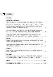 Revista 88 - Asociación Española de Neuropsiquiatría