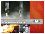 Nuestros productos no son siempre evidentes, pero la razón para ...