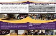 Año 2, número 13, mayo de 2012 - Facultad de Filosofía y Letras