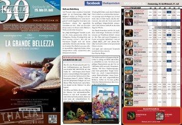 LA GRANDE BELLEZZA - Thalia Kino