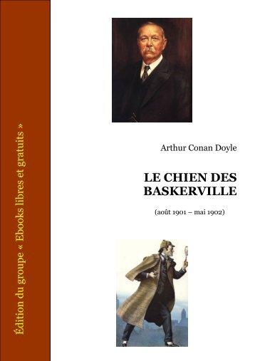 LE CHIEN DES BASKERVILLE - Free