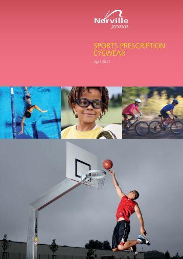 9 Sports Rx Catalogue 1357kb - Norville Group Ltd.