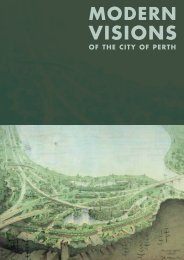 modern visions - City of Perth