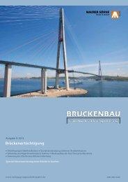 Brückenertüchtigung - zeitschrift-brueckenbau Construction und ...