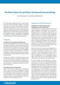 Case Study Schlafwelt - Blue Summit Media GmbH - Seite 2