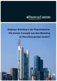 Employer Branding in der Finanzindustrie - Deutsche Employer ...