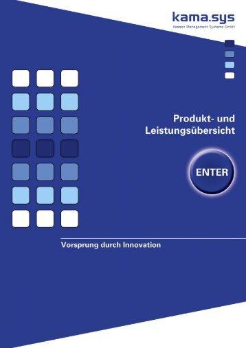 Leistungsübersicht KAMAsys - KAMAsys GmbH