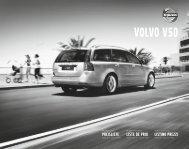 VOLVO V50 - Volvo Halbeisen AG