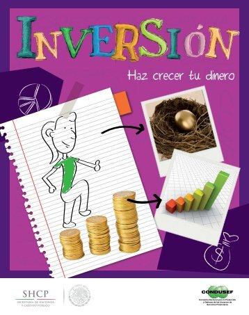Inversión - Condusef