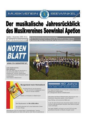 downloaden - Musikverein Seewinkel