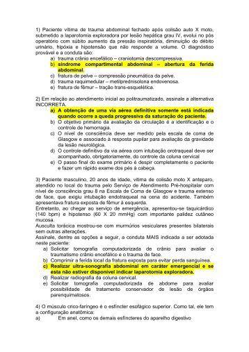 cirurgia geral - Associação Médica do Paraná
