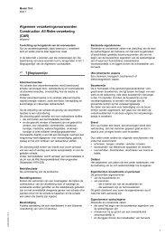 Algemene voorwaarden CAR verzekering - Interpolis