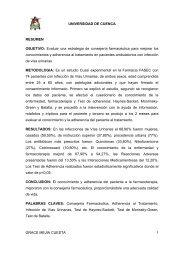 UNIVERSIDAD DE CUENCA GRACE MEJIA CUESTA 1 RESUMEN ...