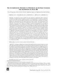 643 Use of Exogenous Amino Acid to Prevent Glyphosate ... - SciELO