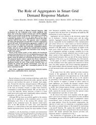 The Role of Aggregators in Smart Grid Demand Response Markets