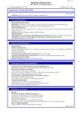 Käyttöturvallisuustiedote - HL Group - Page 3