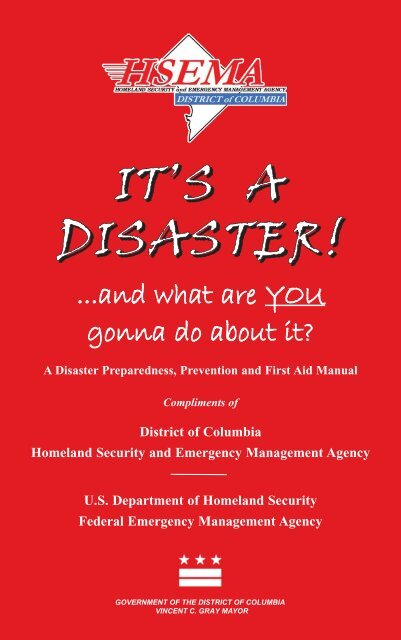 DISASTER! - Homeland Security and Emergency Management ...