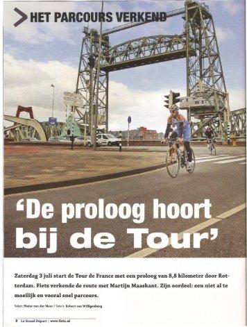terdam. Fiets verkende de route met Martijn Maaskant. Zijn oordeel ...