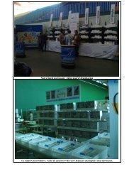 Notre fidèle partenaire : laboratoire Ornipharma Le stand ...