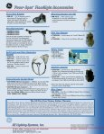 GE Powr•Spot® Floodlight - Page 4