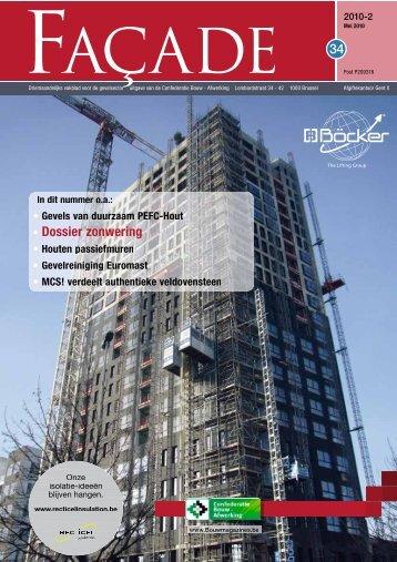 Rudi Van Hinsbergh - Magazines Construction - Confédération ...
