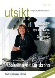 Möblerar nytt i Karlskrona - Karlskrona kommun