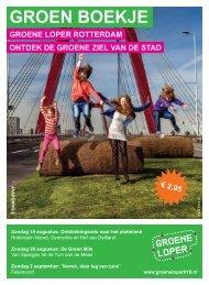 De 'Green Mile' - Woonstad Rotterdam