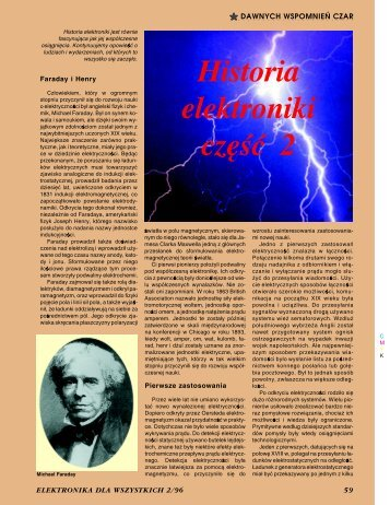 Historia elektroniki, cz. 2 - Elportal