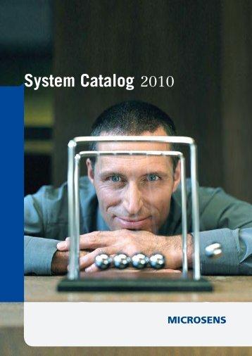 System Catalog 2010