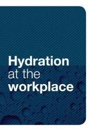Hydration - Coca-Cola