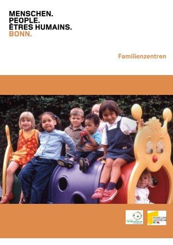 Bonn erleben unter www.bonn.de - Wege in den Beruf ...