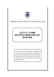 ACTA N.º 11/2008 REUNIÃO ORDINÁRIA DE 06-06-2008