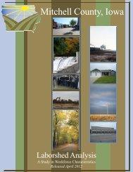 Mitchell County Area 2012 - Iowa Workforce Development