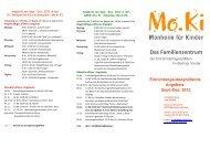 Das Familienzentrum - Monheim am Rhein