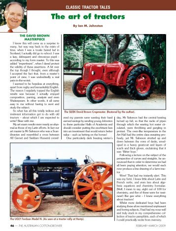 Classic Tractor Tales: The art of tractors - Greenmount Press