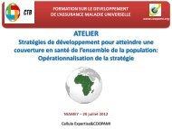 Opérationnalisation de la stratégie au Niger (PDF – 758 ... - COOPAMI