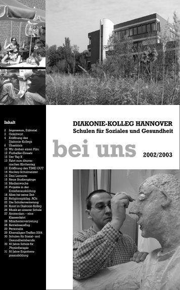 Das große Hindernisrennen - Diakonie-Kolleg Hannover