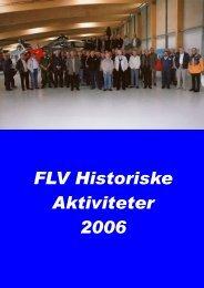 Aarsskrift 2006.pub - Flyvevåbnets Historiske Samling