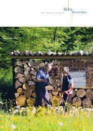 Jahresbericht 2007 - bei der Reha Rheinfelden