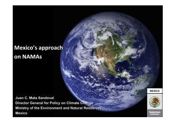 Presentation - United Nations Framework Convention on Climate ...
