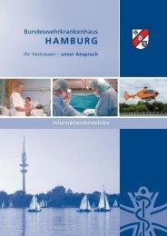 unser Anspruch - Bundeswehrkrankenhaus Hamburg