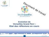 Versaille Grand Parc