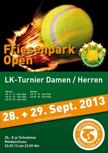 28. + 29. Sept. 2013 - Region Jade-Weser-Hunte