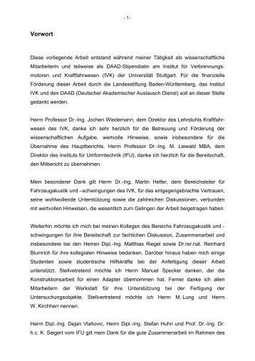 Vorwort - Expert Verlag
