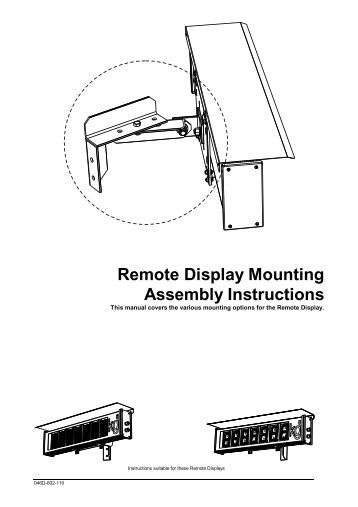 Rinstrum r420 manual