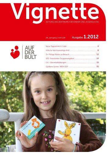 Ausgabe 1.2012 - HKA: Spendeninformationen Hannoversche ...