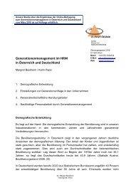 Generationenmanagement Projektskizze - PDF ... - beisheim.at