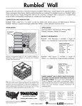 CM 035v8 Rumbled Wall.qxd - Pavestone - Page 2