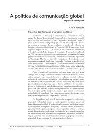 A política de comunicação global - parte II - Logos